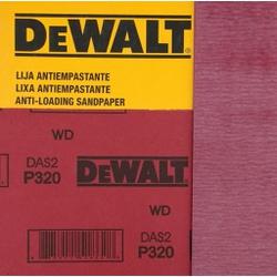 Lixa A Seco Grana 320 Das20320S Dewalt - Santec