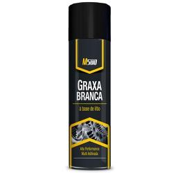 Graxa Branca em Spray 200ml M500 - Santec