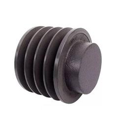 Polia de Ferro Fundido 130mm com 4 Canais B - Mademil - Santec