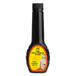 Limpador E Hidrante Para Couros 200ml - Santec