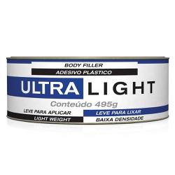 Massa Plástica Ultra Light 495gr - Santec