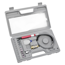 Micro Retífica Tipo Caneta C/ Acessórios 9Gq - Santec