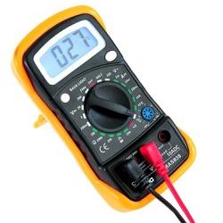 Multímetro Digital C/ Sensor De Temperatura E Beep 9Kd Eda - Santec