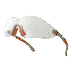 Óculos De Segurança Valcano 2 Incolor Delta - Santec