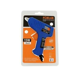 Pistola De Cola Quente 15W 26.01 Foxlux Bivolt - Santec