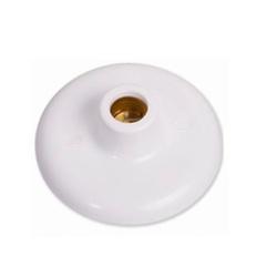 Plafon Branco 1 Lâmpada 16091 - Santec