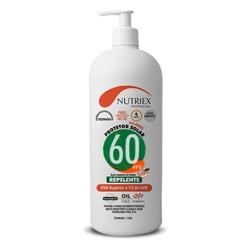 Protetor Solar FPS-60 1 Litro C/ Repelente - Santec