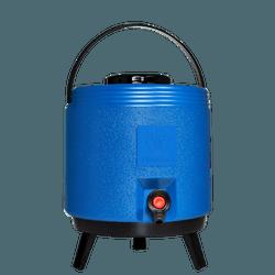 Recipiente Térmico 8 Litros Azul 1381Az - Santec