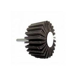 Roda De Lixa 50 X 25mm Gr-80 C/ Haste - Santec