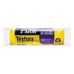 Rolo De Textura Fina 23cm 110/75 Atlas - Santec
