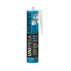 Silicone Neutro Incolor 250ml Unipega - Santec