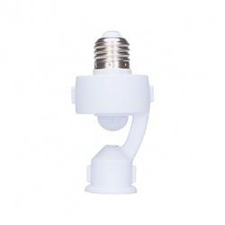 Sensor De Presença Com Soquete E-27 Mpq-20f Bivolt - Santec