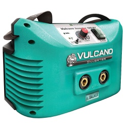 Solda Inversora Vulcano Inverter 165 Dv Bivolt - Santec