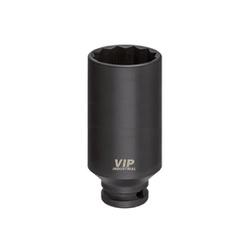 Soquete Sextavado Longo 1/2'' X 21mm 900186 Vip Industrial - Santec