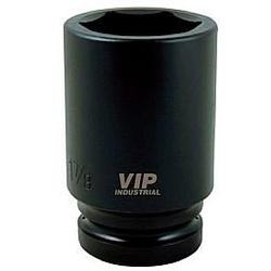 Soquete Longo De Impacto 3/4'' X 38mm 900287 Vip Industrial - Santec