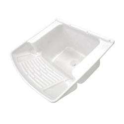 Tanque De Plástico Branco 24 Litros 2682 - Santec