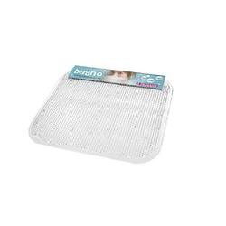 Tapete Plástico Para Banheiro 43 X 43cm PR2601-2 - Santec
