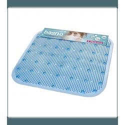 Tapete Plástico Para Banheiro 66 X 38cm PR2602-1 - Santec