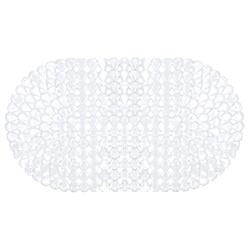 Tapete Plástico Para Banheiro 67 X 38cm PR2608-2 - Santec