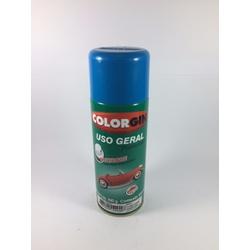 Tinta Spray Azul Brilhante 400ml 56081 Uso Geral Premium Col... - Santec