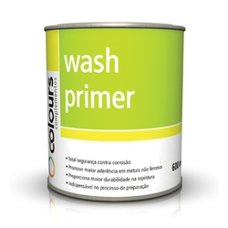 Wash Primer 600ml Maxi Rubber - Santec