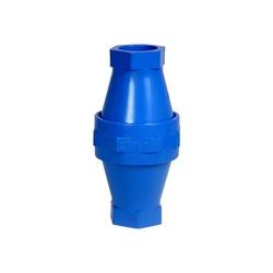 Válvula Plástica De Retenção De Linha 1'' Cipla 406 - Santec