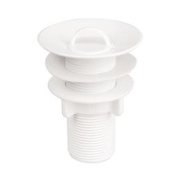 Válvula Para Tanque Lavatório Sem Ladrão Rosca 1 - Santec