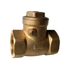 Válvula De Retenção De Bronze Horizontal 1.1/2'' Deca - Santec