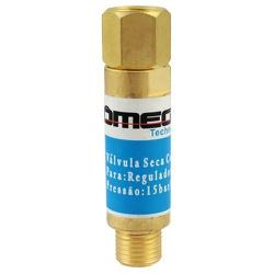Válvula Corta Fogo P/ Regulador De Pressão De Oxigênio - Santec
