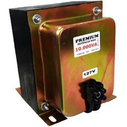 Transformador 10.000 Va Premium 127/220V E 220/127V Bivolt - Santec