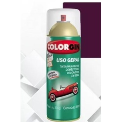 Tinta Spray Violeta Metálico 360ml 57021 Uso Geral Premium C... - Santec