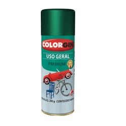 Tinta Spray Verde Amazonas Metálico 400ml 57031 Uso Geral Pr... - Santec
