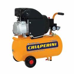 Compressor De Ar 7,6 / 24 Litros C/ Motor 2Hp Monofásico 228... - Santec