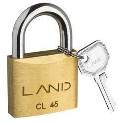 Cadeado de Latão 45mm Land - Santec