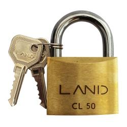 Cadeado de Latão 50mm Land - Santec