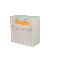 Caixa de Correio para Grade ou de Embutir COR-03 Fercar - Santec