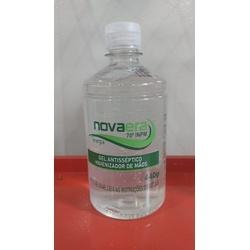 Alcool em Gel 70% 440gr Nova Era - Santec