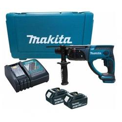 Martelete a Bateria 18V Makita DHR202RFE Bivolt - Santec
