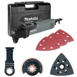 Multiferramenta Elétrica 200W M9800BKX2 Makita 220V - Santec