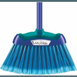 Vassoura Multiuso Azul 9673C Superpro - Santec