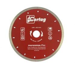 Disco Diamantado 200mm x 25,4mm para Porcelanato 60570 Corta - Santec