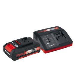 Kit Carregador com 1 Bateria 18V 2,0Ah 4512046 Einhell Bivol - Santec
