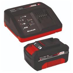 Kit Carregador com 1 Bateria 18V 4,0 Ah Einhell Bivolt - Santec