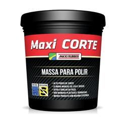 Massa de Polir N2 500gr Maxi Corte Maxi Rubber - Santec