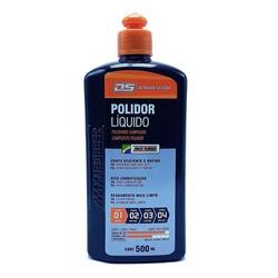 Detailer System Polidor Líquido 500ml Maxi Rubber - Santec