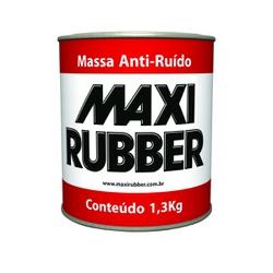 Massa Anti Ruído 1,3 Kg Maxi Rubber - Santec
