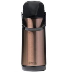 Garrafa Térmica Lumina Inox Cobre 1 Litro 9751C Termolar - Santec