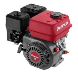 Motor a Gasolina 5,5 HP B4T5.5 90313430 Branco - Santec