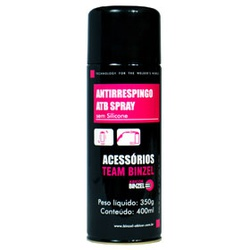 Antirrespingo de Solda em Spray sem Silicone 350gr Binzel - Santec