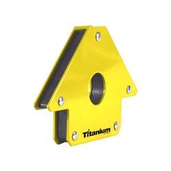 Esquadro Magnético 35kg Titanium - Santec